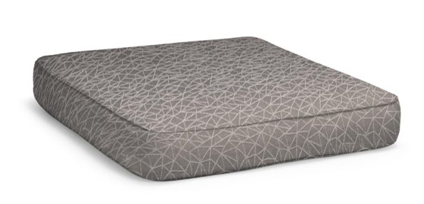 Hillerstorp Madrid Taupe Sitsdyna 64x64 cm